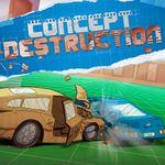 Jaquette Concept Destruction