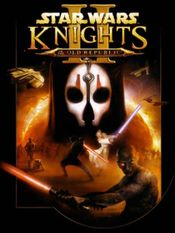 Jaquette Star Wars: Knights of the Old Republic II - The Sith Lords