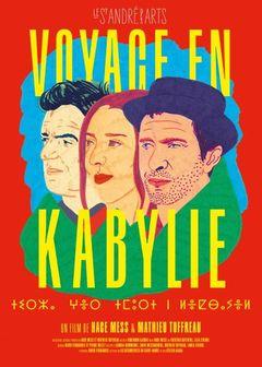 Affiche Voyage en Kabylie