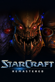 Jaquette StarCraft : Remastered