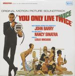 Pochette You Only Live Twice (OST)