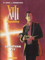 Couverture Jonathan Fly - XIII Mystery, tome 11