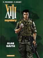 Couverture Alan Smith - XIII Mystery, tome 12
