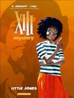 Couverture Little Jones - XIII Mystery, tome 3