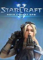 Jaquette StarCraft II : Nova - Opérations secrètes