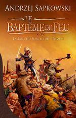 Couverture Le Baptême du feu
