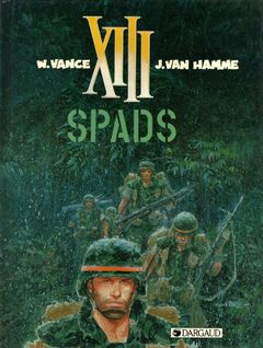 Couverture Spads - XIII, tome 4