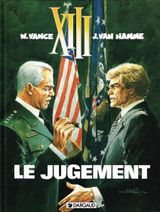 Couverture Le Jugement - XIII, tome 12