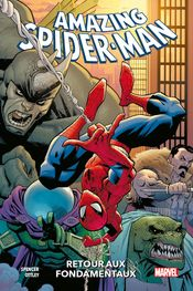 Couverture Retour aux fondamentaux - Amazing Spider-Man, tome 1