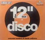 Pochette Classic Cuts Presents: The 12″ Box: Disco