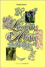 Couverture Les Vins d'Alsace