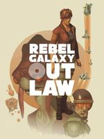 Jaquette Rebel Galaxy Outlaw
