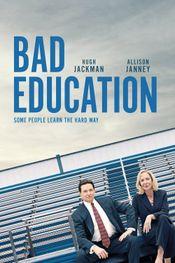 Affiche Bad Education
