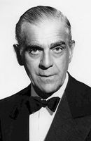 Photo Boris Karloff