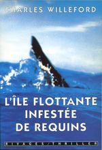 Couverture L'Île flottante infestée de requins