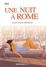 Couverture Une nuit à Rome