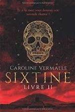 Couverture Sixtine Livre II