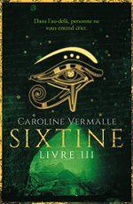Couverture Sixtine Livre III