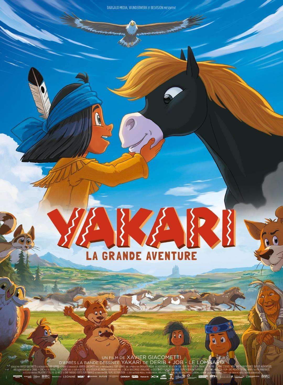 Yakari Filme