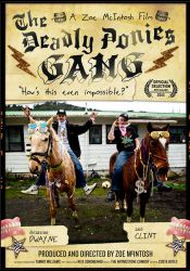 Affiche The Deadly Ponies gang