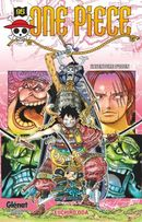 Couverture L'Aventure d'Oden - One Piece, tome 95