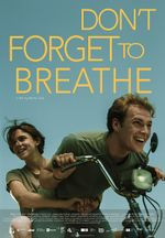 Affiche Don't forget to breathe