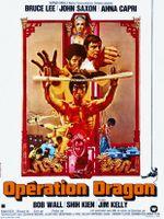 Affiche Opération Dragon