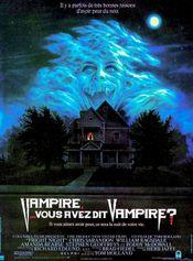 Affiche Vampire, vous avez dit Vampire ?