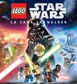 Jaquette LEGO Star Wars : La Saga Skywalker