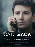Affiche Callback