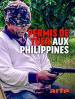 Affiche Permis de tuer aux Philippines