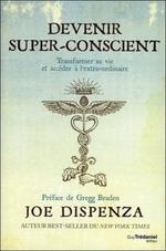 Couverture Devenir super-conscient