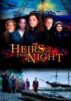 Affiche Heirs of the Night