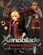 Pochette Xenoblade Definitive Edition Sound Selection (OST)