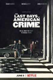 Affiche The Last Days of American Crime