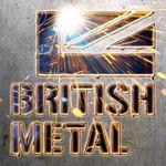 Pochette British Metal