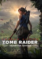 Jaquette Shadow of the Tomb Raider - Definitive Edition