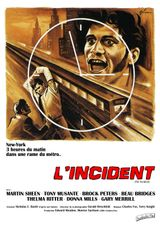Affiche L'Incident