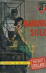 Couverture Baroud solo