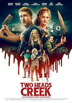 Affiche Two Heads Creek
