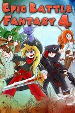Jaquette Epic Battle Fantasy 4