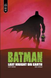Couverture Batman : Last Knight on Earth