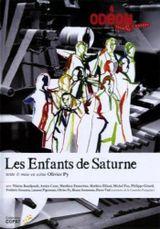 Affiche Les Enfants de Saturne