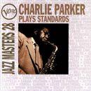 Pochette Verve Jazz Masters 28: Charlie Parker Plays Standards