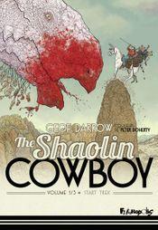 Couverture Start Trek - The Shaolin Cowboy, tome 1
