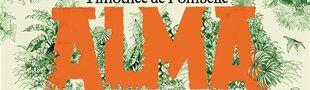 Couverture Le Vent se lève - Alma, tome 1