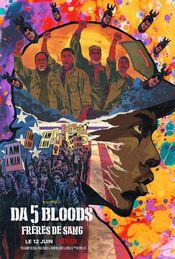 Affiche Da 5 Bloods : Frères de sang