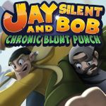 Jaquette Jay and Silent Bob : Chronic Blunt Punch