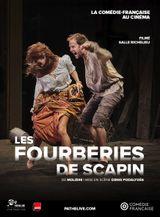 Affiche Les Fourberies de Scapin