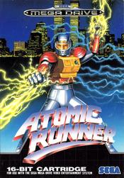 Jaquette Atomic Runner